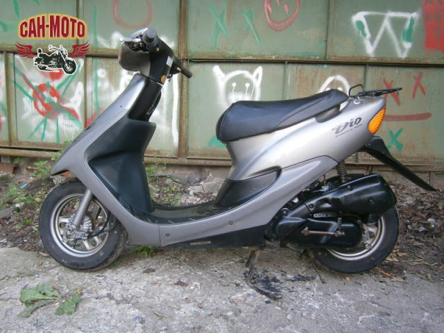 скутер honda 92 или 95