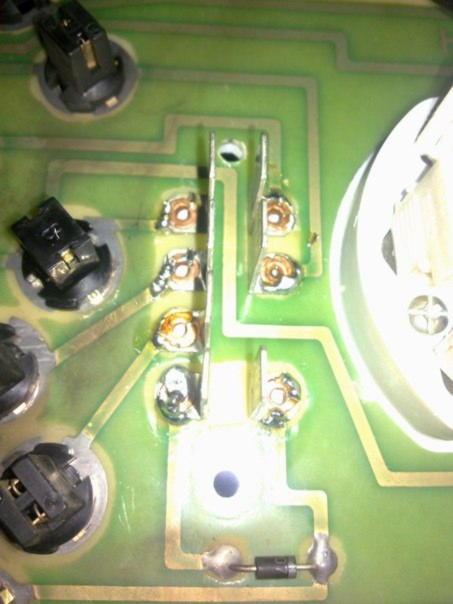 Тонкий провод на генераторе